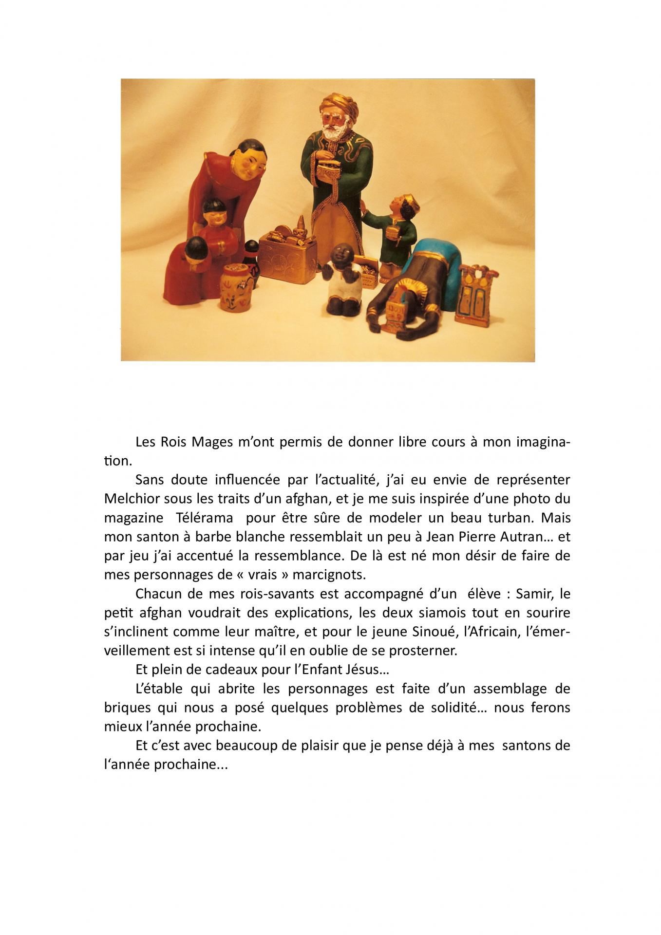 La creche 3 2002 page 0