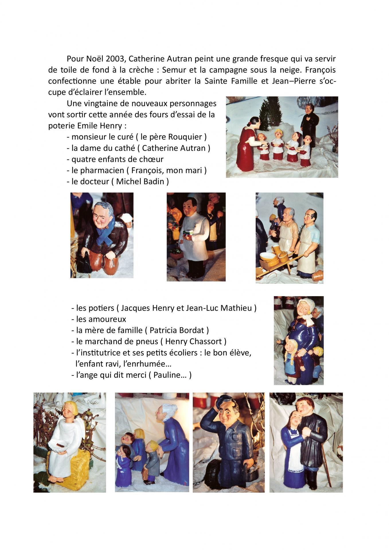 La creche 4 2003 page 0