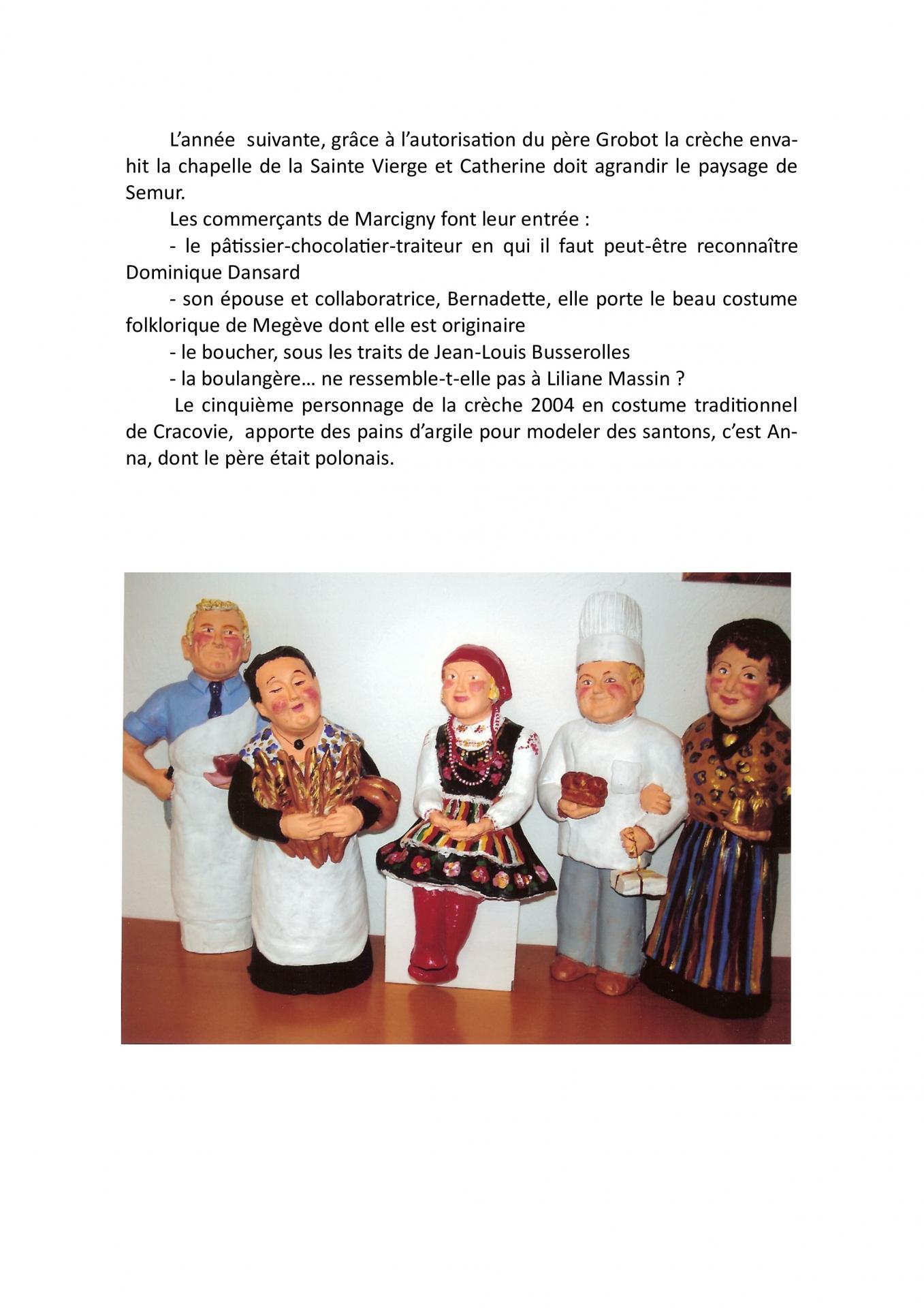 La creche 5 2004 page 0